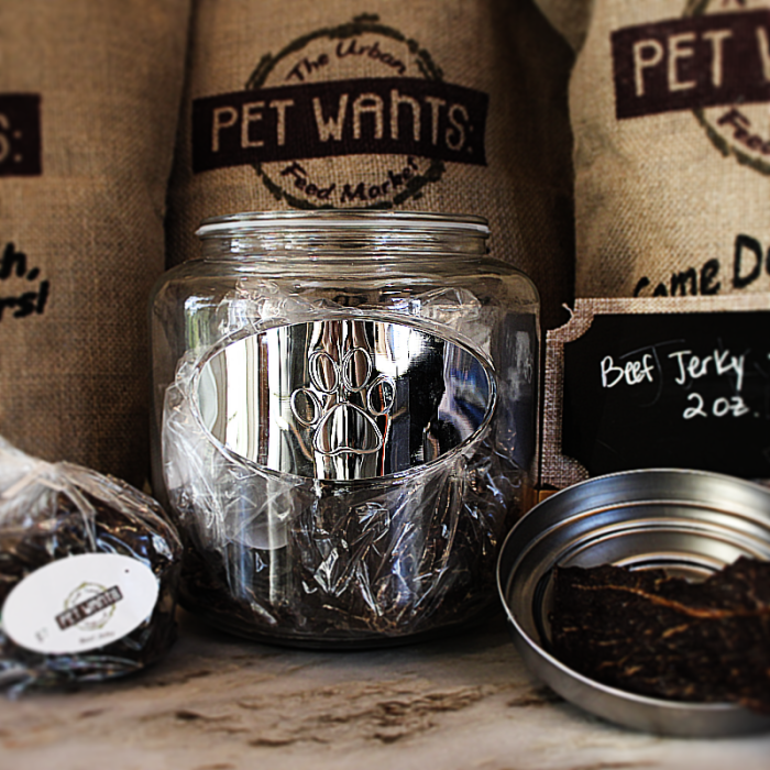 All Natural Beef Jerky for Dogs